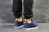 Мужские кроссовки Reebok Classic Blue, фото 3