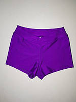 Шорты бифлекс фиолетовый, фото 1