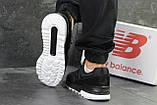Мужские кроссовки New Balance 574 Black (44 последний размер), фото 2