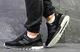 Мужские кроссовки New Balance 574 Black (44 последний размер), фото 4