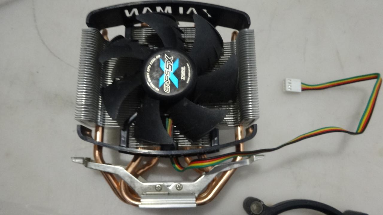 Кулер Zalman CNPS5X Performa не комплект