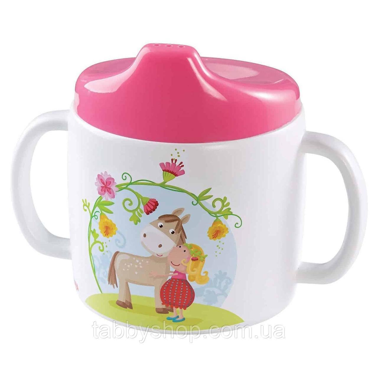 "Чашка-непроливайка HABA ""Мой пони"""