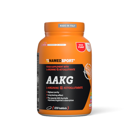 Аминокислота Namedsport AAKG 120 таблеток, фото 2