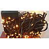 Гирлянда на 300 LED желтая