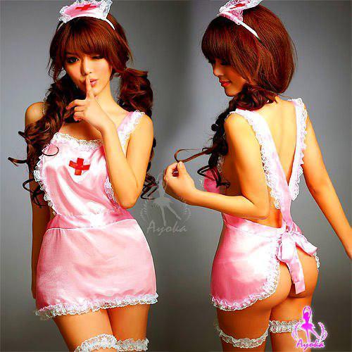 Великолепный костюмчик медсестры доктора врача