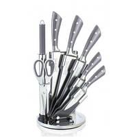 Набор кухонных ножей 8 в 1 Royalty Line RL-KSS822