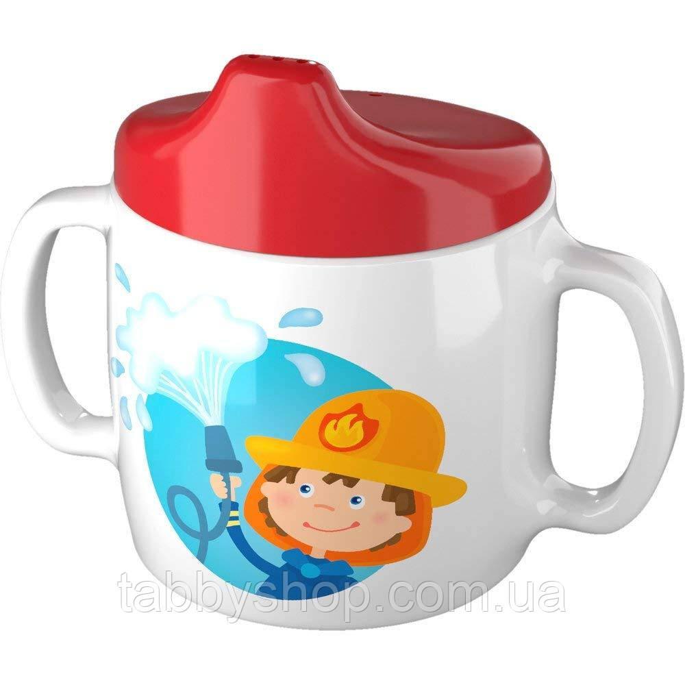 Чашка-непроливайка HABA Пожежний