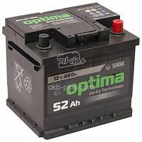 Аккумулятор Sada Optima 6CT-52Аз