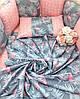 """Бортики ПОДУШКИ Ексклюзивний дизайн. ( Защита в детскую кроватку """"Подушки"""") Детская постель"""