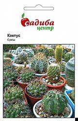 Семена кактуса Комнатный смесь 0,1 г, Hем Zaden