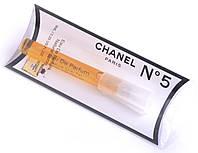 Женский мини-парфюм в ручке 8 мл женские chanel № 5, шанель № 5 (копия)
