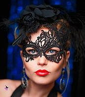 """Кружевная обворожительная маска """"Искушение""""4147 к праздникам"""