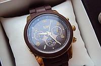 Женские Часы наручные MICHAEL KORS коричневые