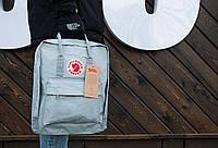 Мужской рюкзак на спину Fjallraven Kanken (реплика)