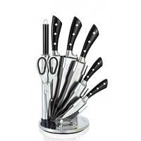Набор кухонных ножей 8 в 1 Royalty Line RL-KSS821