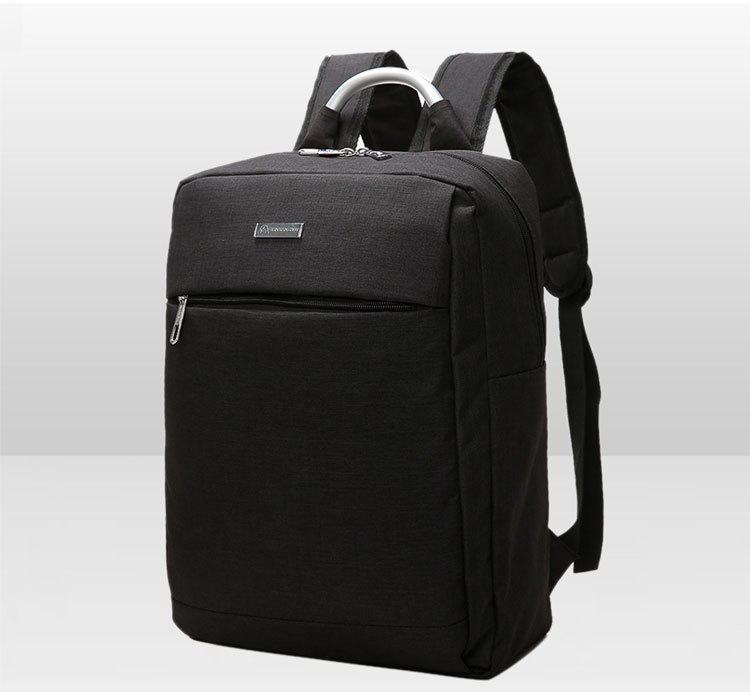 Рюкзак для ноутбука черный