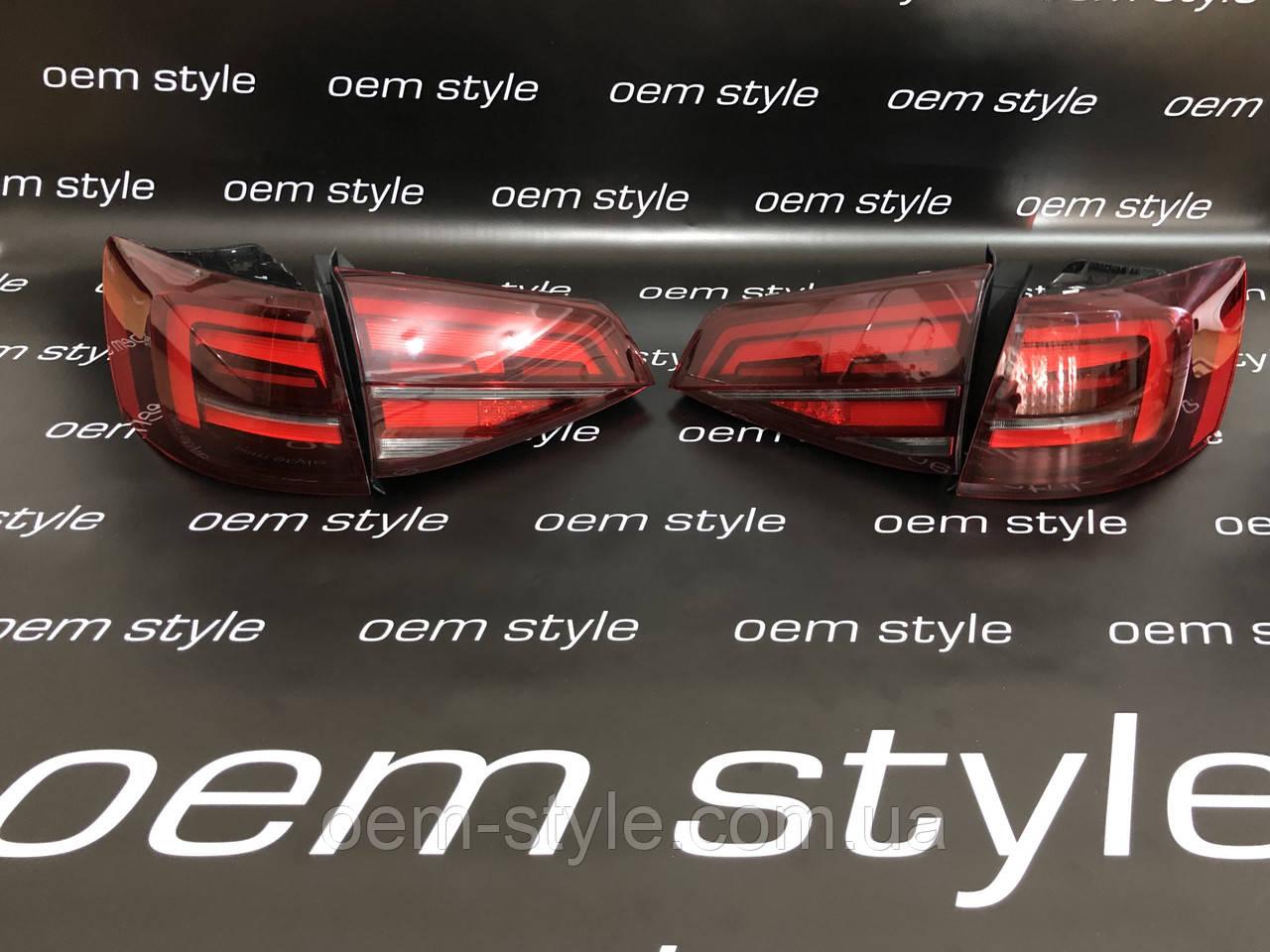 Задние фонари LED VW Jetta 6 2015-2017
