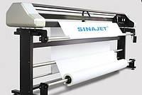 Плоттер для печати лекал на бумагу SINAJET POPJET 2000C/2400С ONE HEAD