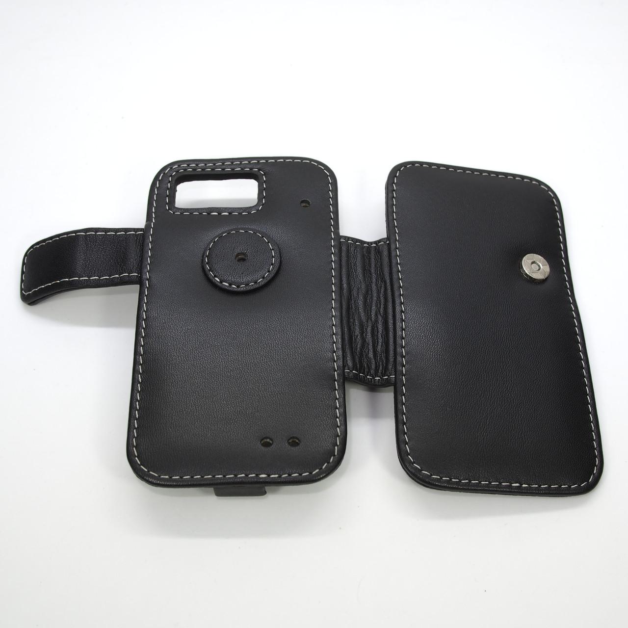 Чехол PDair Book Type Nokia X7 black Для телефона