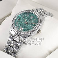 4cc5feb39a67 Женские наручные часы Rolex Oyster Perpetual Datejust Quartz Silver Blue  Dimond Ролекс премиум реплика
