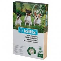 Нашийник Bayer Kiltix Байєр Кілтікс від бліх і кліщів для собак дрібних порід 35см
