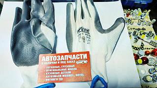 Перчатки с пропиткой белые Werk
