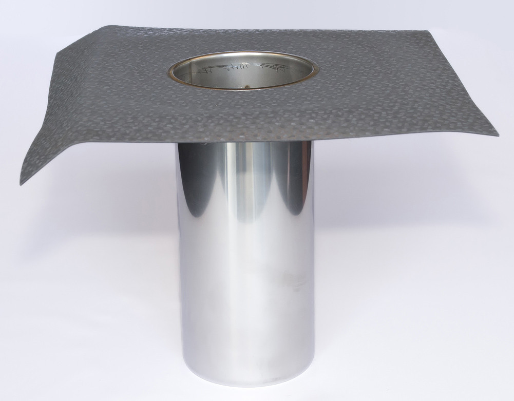 Водоприймальна воронка Jual, Ǿ110мм Н250мм