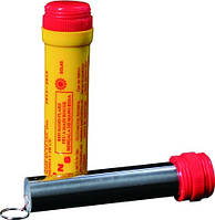 Красный сверхяркий морской Фаер, цветной огонь, факел, морской фальшфейер, 60 сек. не тухнет в воде, фото 1