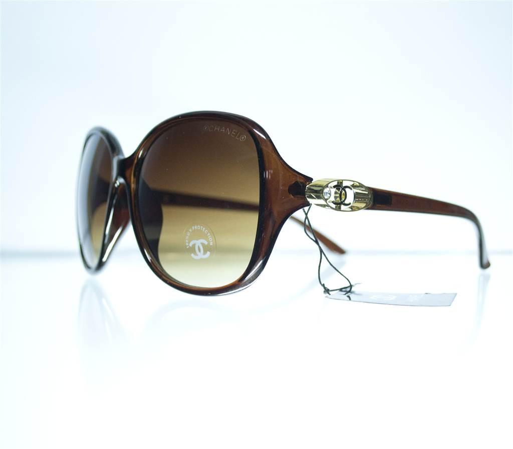 Жіночі сонцезахисні окуляри - Коричневі - 8280