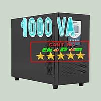 Источник бесперебойного питания ИБП LogicPower LPM-PSW 1000VA