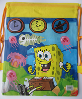 "Детский рюкзак ""Губка Боб в море"""
