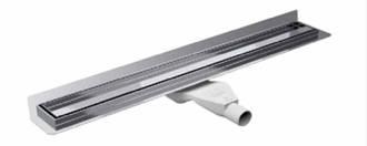Душовий канал Premium з вертикальним фланцем для гідроізоляції