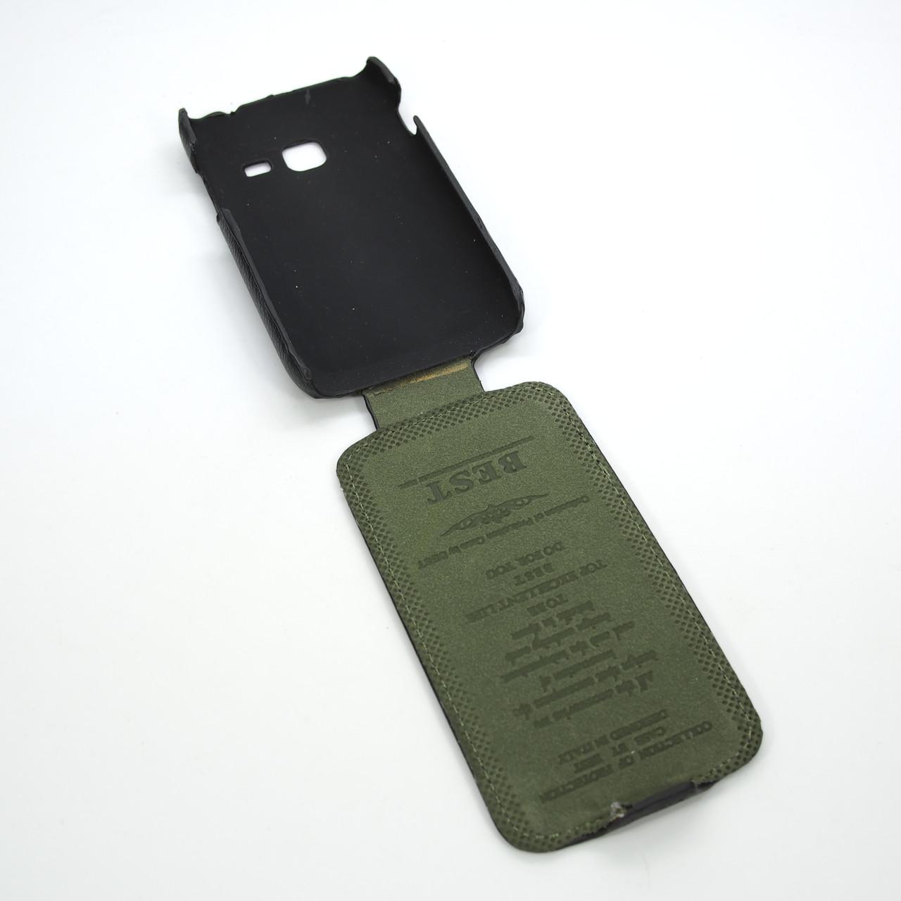 Чехол Best Vip Samsung S6802 black Galaxy Ace Duos (S6802)
