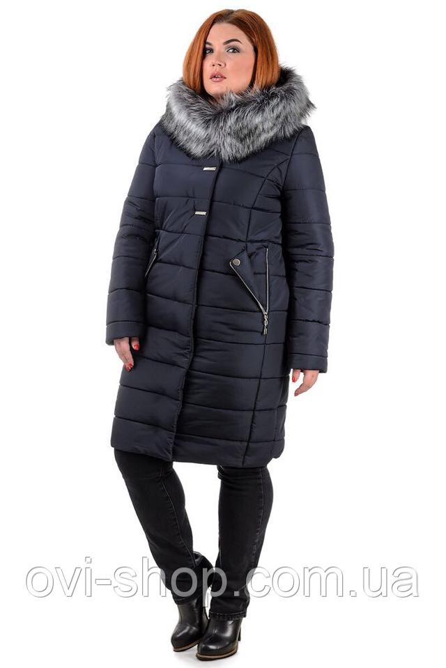 женское зимнее пальто. Интернет-магазин магазин одежды от производителя Ovi- Shop ... 55fdb5ed89d24