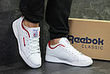 Мужские кроссовки Reebok Classic White, фото 2