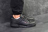 Мужские кроссовки Reebok Classic Black, фото 2