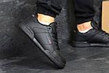 Мужские кроссовки Reebok Classic Black, фото 4