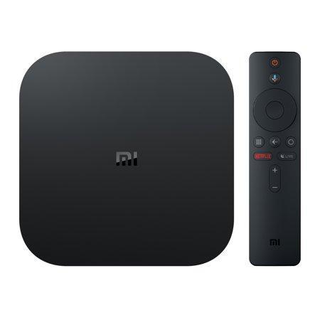 Медіаплеєр Xiaomi Mi Box S 4K 2/8 GB International Edition Black