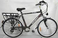 "Электровелосипед AZIMUT 26"" GENT Модель 2014"