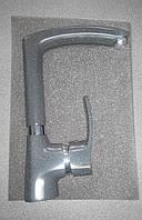Смеситель для кухни под гранит черный глянец Hansberg Archer SU-008-Y black