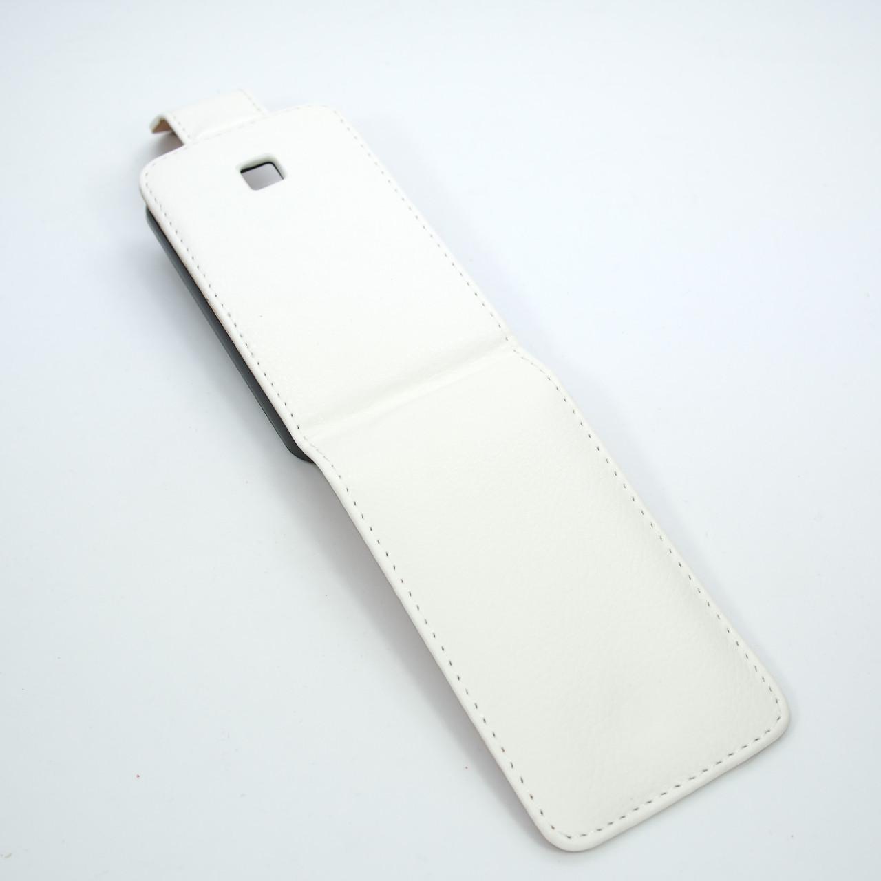 Чехлы для LG Croco L3 2 Для телефона Белый