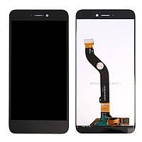 Модуль, дисплей, экран Huawei Honor 8 Lite чёрный, фото 1