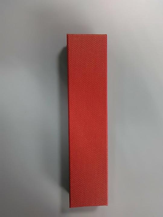 Подарочная коробочка для украшений красная