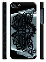 Чехол для iPhone 4/4s/5/5s/5с/6 50 оттенков серого/«Fifty Shades of Grey»