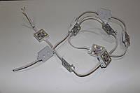 Светодиодный модуль SMD 5050 (4-х диодный)