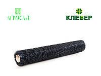 Сітка універсальна пластикова 1.5 х 100 м (чорна) 30 * 35 мм