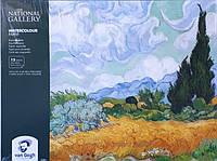 Склейка для акварели VAN GOGH, 24*32см, 300г, 12л Целлюлоза NATIONAL GALLERY 93972432