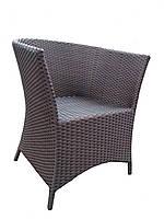 Кресло из ротанга Ибица