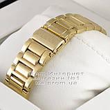 Женские наручные часы Gucci Quartz Gold Black Dimond Гуччи качественная люкс реплика , фото 3