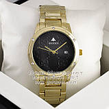 Женские наручные часы Gucci Quartz Gold Black Dimond Гуччи качественная люкс реплика , фото 2